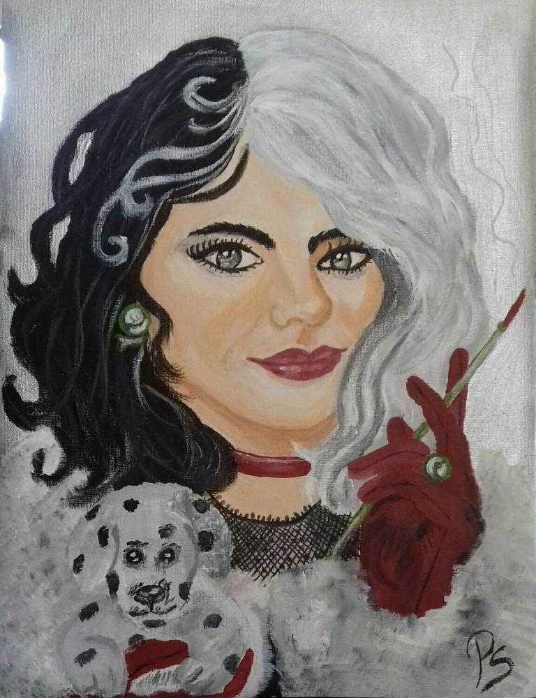 Emma Stone by PenStilos
